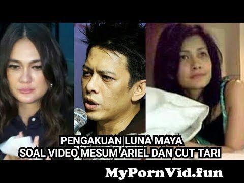 Sosok Penyebar Video Ariel dan Luna Maya Diduga Anak dari Pejabat ...