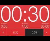 Seconds Interval Timer