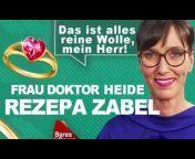 Nackt rezepa dr heide zabel Ekel