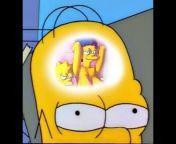 Bart simpson hentai
