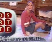 Upskirt frühstücksfernsehen Susanna Ohlen