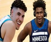 The battle of the NBA rookie of the year is heating up between Anthony Edwards & Lamelo Ball, and we're breaking it all down on an all new episode of Challenge Accepted! <br/>#lameloball #anthonyedwards #nba #ROY<br/><br/><br/>Subscribe ►► http://bit.ly/SubToFumble<br/>#thefumble<br/>For the latest in sports -<br/>Shop Merch : https://teespring.com/stores/the-fumble-goat-series<br/>Like us on Facebook: https://www.facebook.com/TheFumble/<br/>Follow us on Twitter: https://twitter.com/FumbleSports<br/>Find us on Instagram: https://www.instagram.com/thefumblesports/<br/><br/><br/>The Fumble is sports news for the super fan. We cover everything from the NFL, NBA, MLB, MMA, NHL and every random sporting story in between. We tell you about the history-making plays, what your favorite athletes are up to after-hours, and take an irreverent, no BS take on sports. Watch The Fumble for the good, the bad, and the ugly sides of sports.