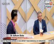 Pendaftaran suntikan vaksin Covid-19 untuk rakyat Malaysia akan dibuka tidak lama lagi, kata Menteri Kesihatan Datuk Seri Dr Adham Baba.<br/><br/>Katanya setiap individu akan menerima dua dos vaksin bagi memastikan perlindungan penuh daripada jangkitan virus itu.<br/><br/>Dr Adham berkata demikian dalam program Bicara DR di RTM 1 malam tadi.<br/><br/>Sumber video: https://www.facebook.com/415121165218337/videos/219852086407413/