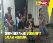 BERITA SEMASA 17 JULAI 2021<br/><br/><br/>Sepasang suami isteri bersama lima orang anaknya berusia 13 hingga lima tahun terpaksa berhimpit di dalam kontena di Kampung Baru Seri Aman, Jalan Kempas Lama Tebrau Johor Bahrusejak setahun lalu, lapor wartawan Sinar Harian, Nor Azura Md Amin<br/><br/>Muzik: www.bensound.com<br/><br/>#SinarHarian #BeritaSemasa #bantuan #JohorBahru