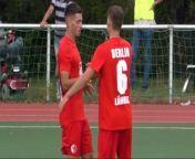 Durch einen souveränen 5:1-Erfolg beim Landesligisten VfB Concordia Britz, sichert sich der Berliner AK das Ticket für die dritte Pokalrunde. Auch ohne den geschonten Stürmer Nader El-Jindaoui liefert der Regionalligist offensiv ab und stimmt Coach André Meyer zufrieden.