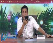 Aired (October 15, 2021): Bagong panganak at pilosopong caller, scam din kaya ang tingin sa tawag ni Willie Revillame?<br/>